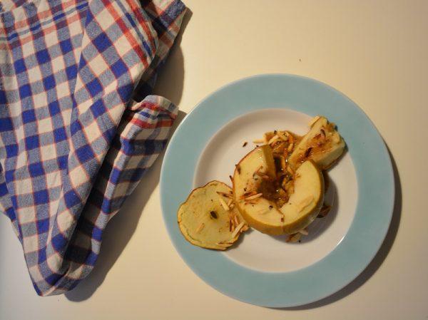 pumpkin pie spiced Bratapfel